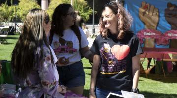 ASU Women's HERstory Month Badass Block Party 2019