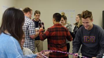 2019 ASU fraternity and sorority presidents retreat in Prescott