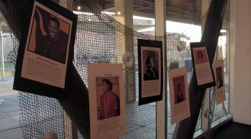 Black History Month 2019 music exhibit at ASU Downtown Phoenix campus