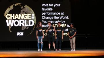 ASU Change the World 2019