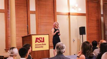 Associated Students of ASU 2019 fundraiser for DACA and undocumented students at ASU