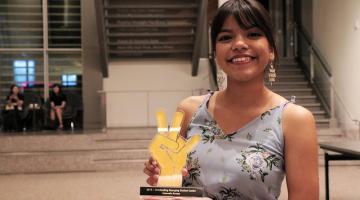 ASU Pitchfork Award winner Consuelo Arroyo