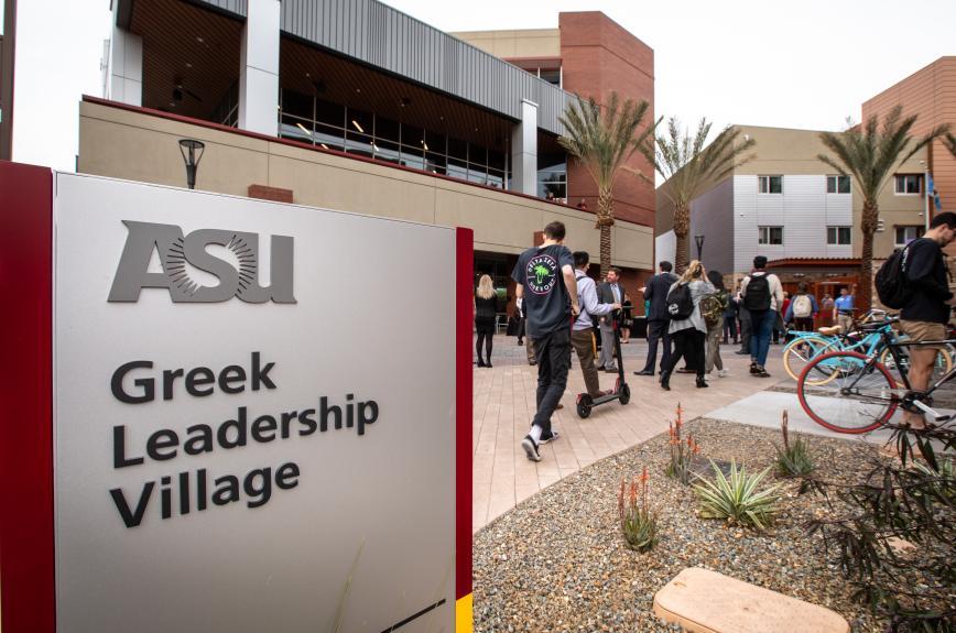 ASU Greek Leadership Village