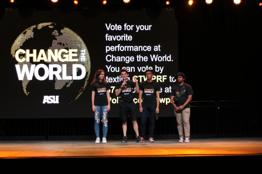 ASU Change the World 2019