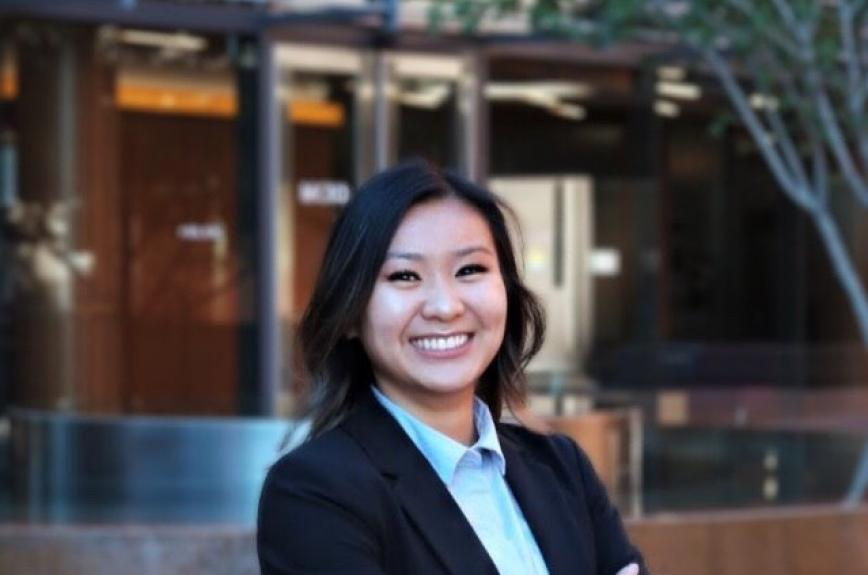 ASU junior Tammy Tran