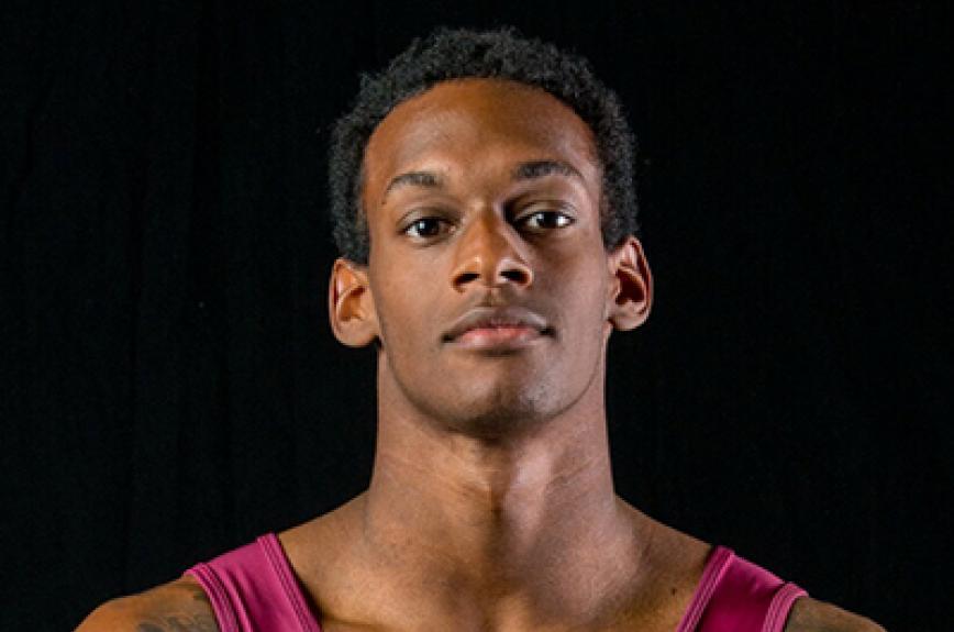 ASU gymnast Kiwan Watts