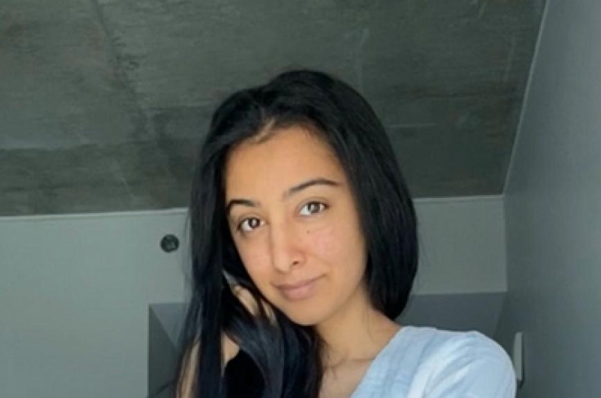 ASU student Saiarchana Darira