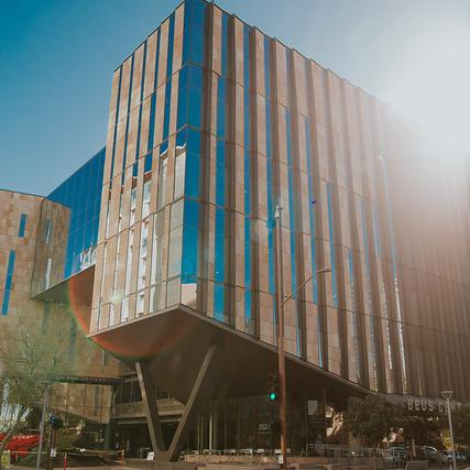 ASU Downtown Phoenix Beus Center Sandra Day O'Connor School of law
