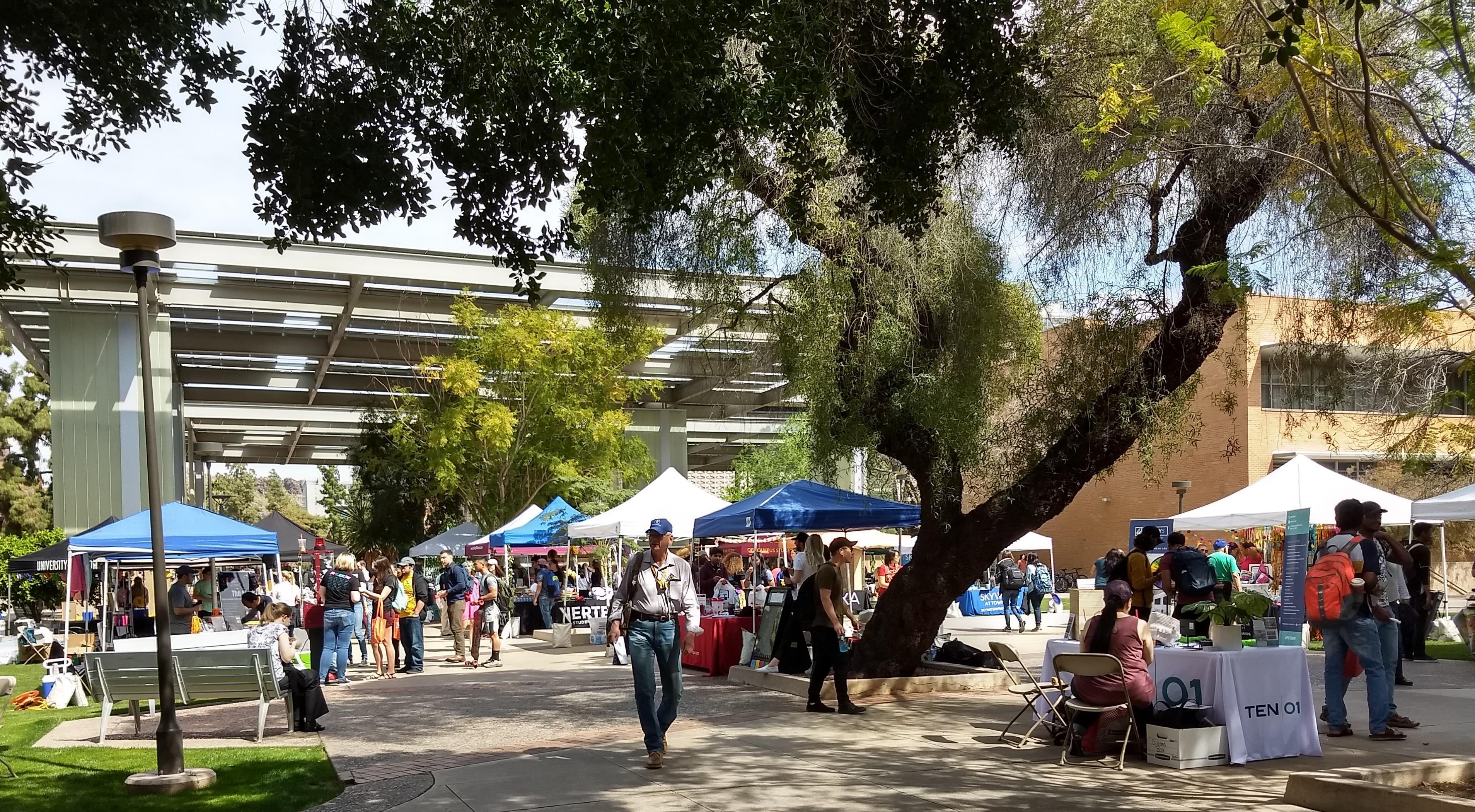 ASU Off Campus Housing Fair Tempe 2019