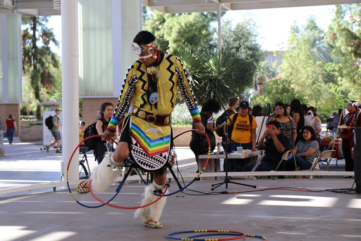 Native American Heritage month is celebrated in November