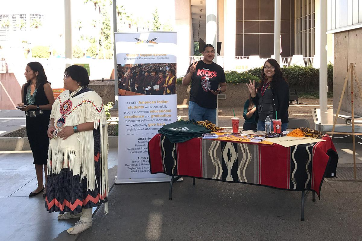 Native American Heritage events take place on all four ASU campuses