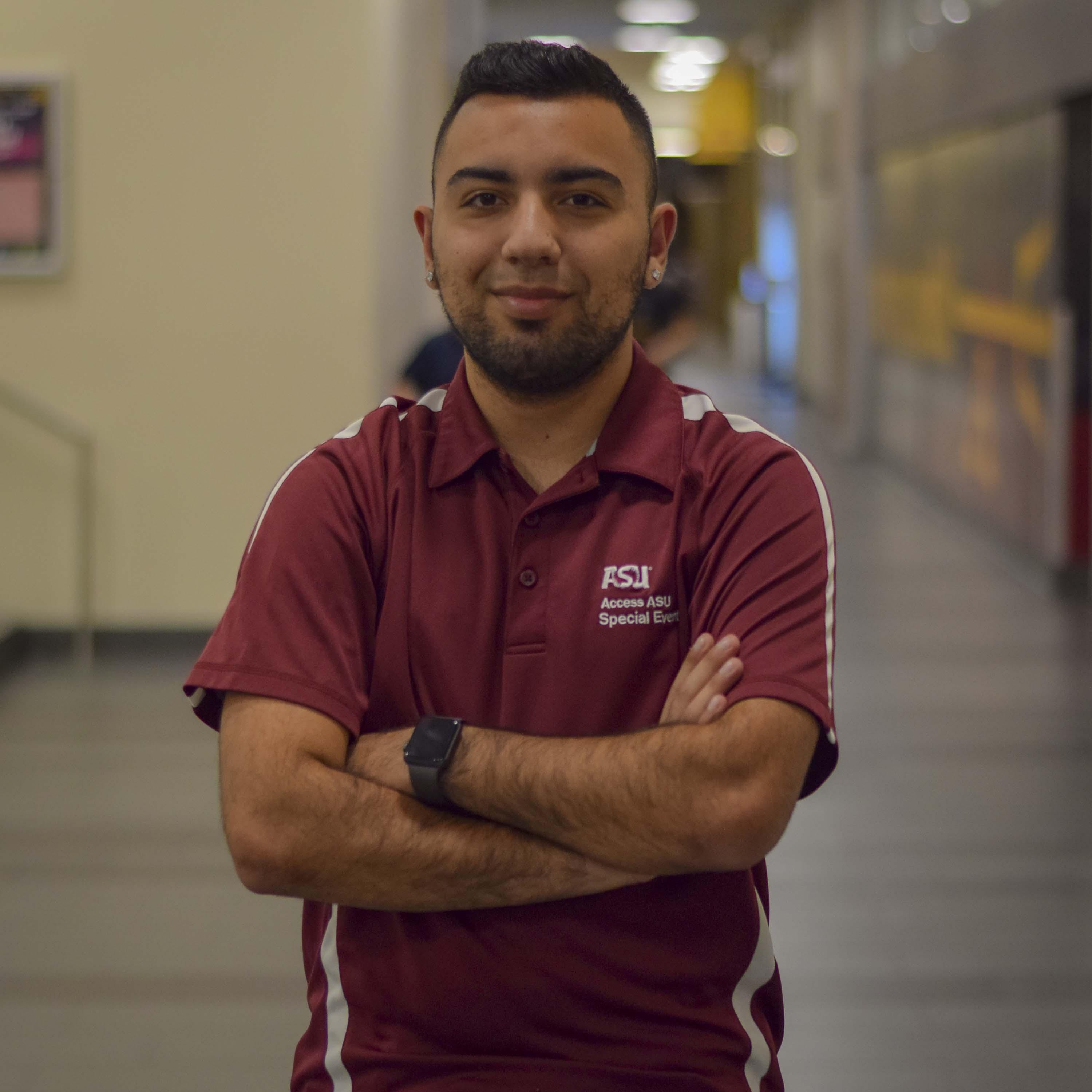 First-gen student encourages Arizona youth to go to college | ASU Student Life