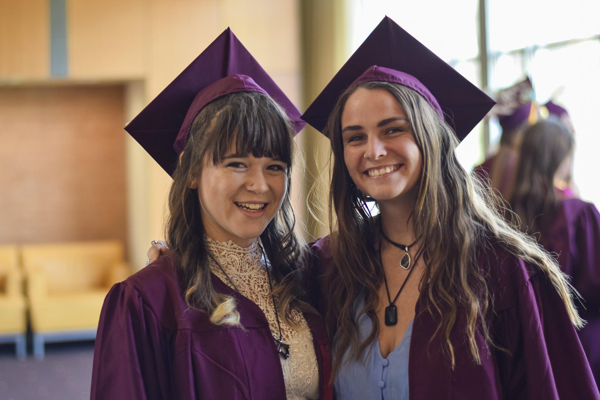 Recovery Rising graduation ASU spring 2019