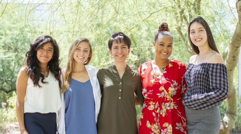 ASU WISE 2019 members Women in Science and Engineering